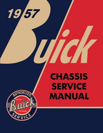 1957 Buick Shop Manual