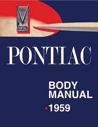 1959 Pontiac Body Shop Manual