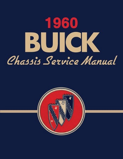 1960 Buick Shop Manual