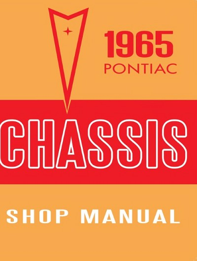 1965 Pontiac Chassis Shop Manual