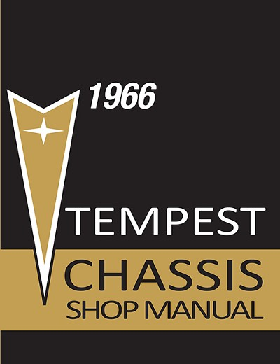 1966 Pontiac Tempest / GTO Shop Manual