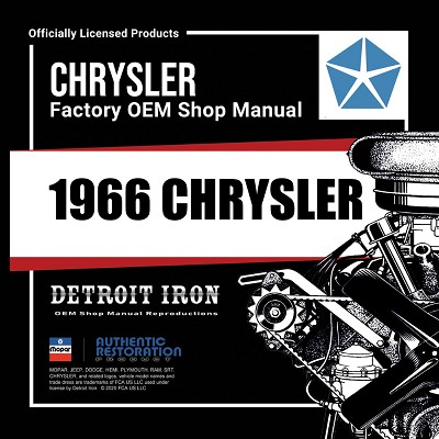 1966 Chrysler - CD