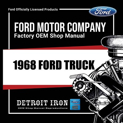 1968 Ford Truck - CD