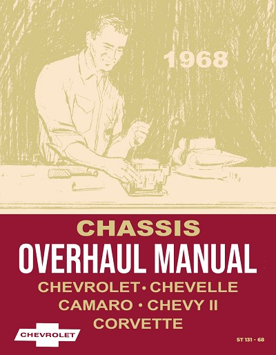 1968 Chevy Chassis Overhaul Manual